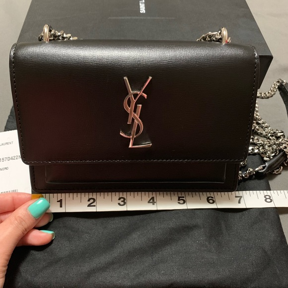 87fe3d82f41 Yves Saint Laurent Bags | Authentic Ysl Small Sunset Bag | Poshmark